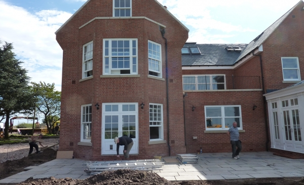 Windows by Traditional Conservatories in Harbury